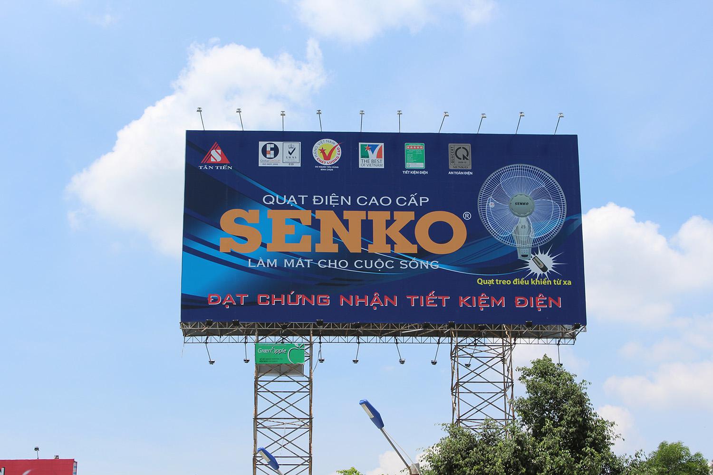 PANO TẤM LỚN QUẠT ĐIỆN SENKO
