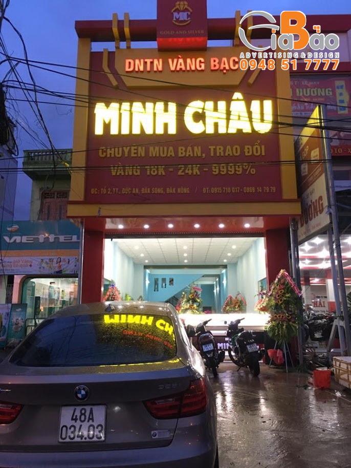 MINH CHAU Jewelry Private Enterprise