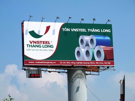 TÔN VNSTEEL THĂNG LONG