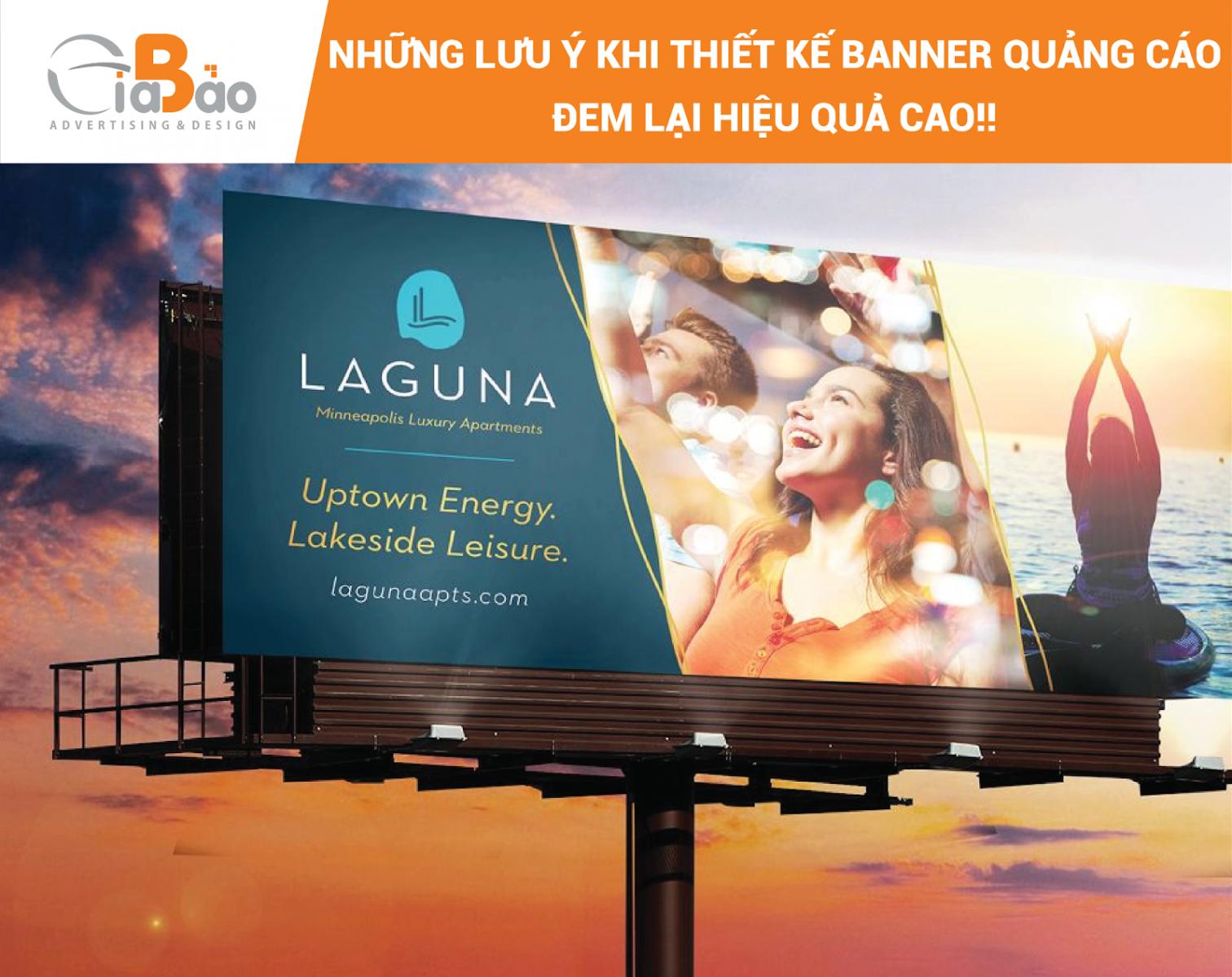 Những lưu ý khi thiết kế banner quảng cáo đem lại hiệu quả cao!!